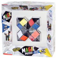 thumb-Magic Puzzle 3D Multi - 48 parts-3