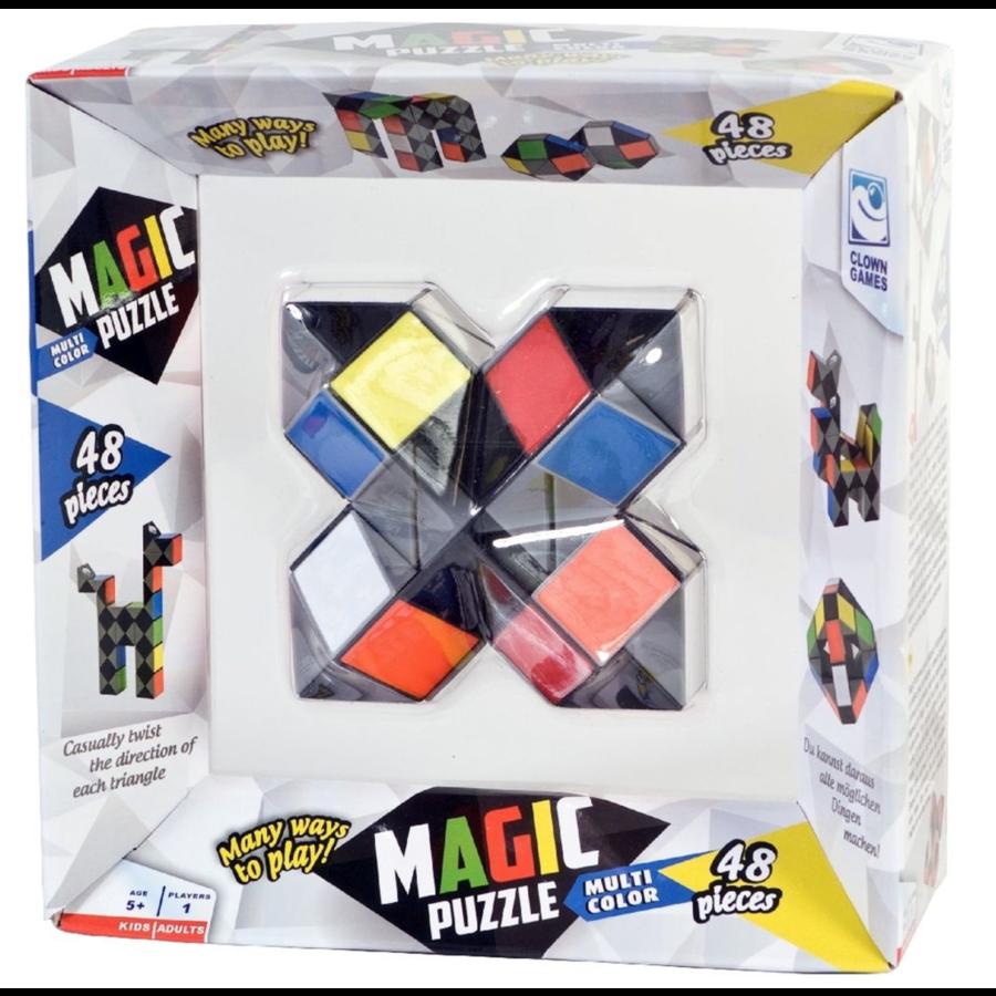 Magic Puzzle 3D Multi - 48 onderdelen-3