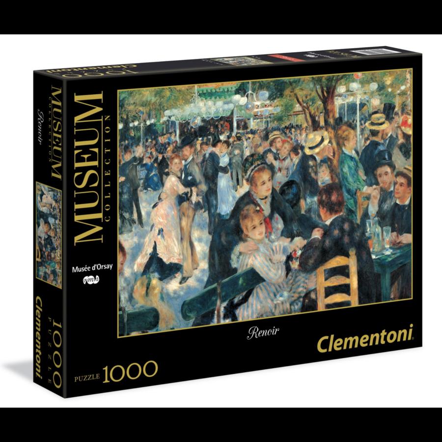 Renoir - Dans - puzzel van 1000 stukjes-2