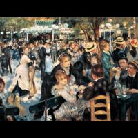 thumb-Renoir - Dans - puzzel van 1000 stukjes-1