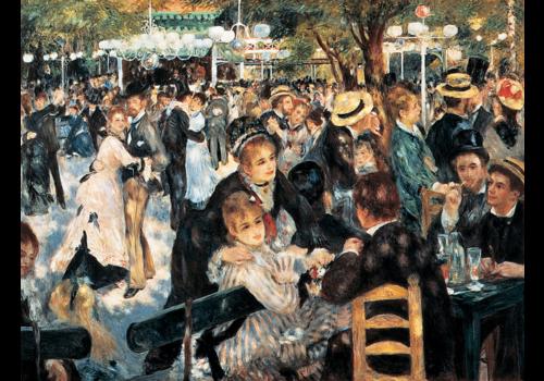 Renoir - puzzle of 1000 pieces