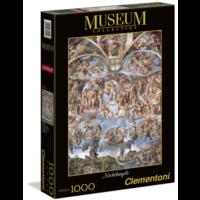 Michelangelo - Laatste Oordeel - 1000 stukjes
