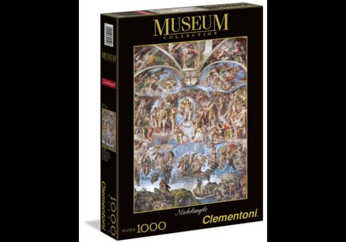 Michelangelo - The last Judgement - 1000 pieces