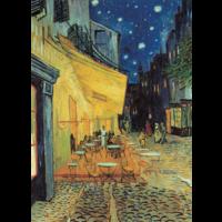 thumb-Vincent Van Gogh - Terrace - 1000 pieces-1