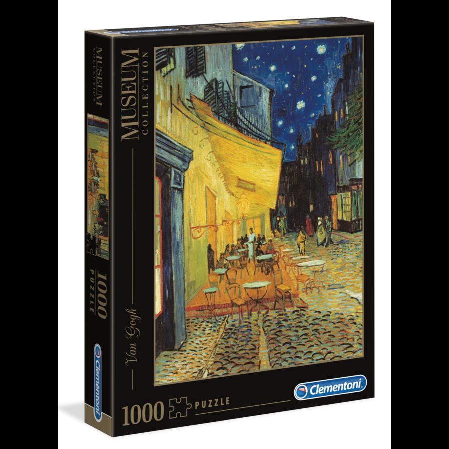 Vincent Van Gogh - Terrace - 1000 pieces-2