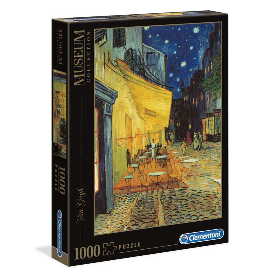 Vincent Van Gogh - Terras - 1000 stukjes-2