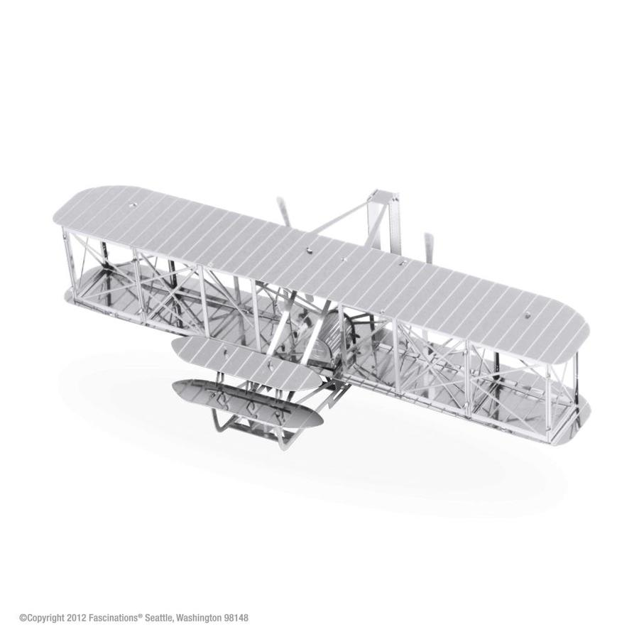 Wright Brothers Airplane - 3D puzzel-1