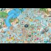 Jumbo Tropical swimming paradise - JvH - 1500 pieces