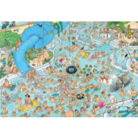 thumb-Tropical swimming paradise - JvH - 1500 pieces-1