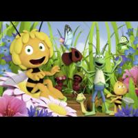 thumb-Maya the bee - 2 puzzles of 12 pieces-2