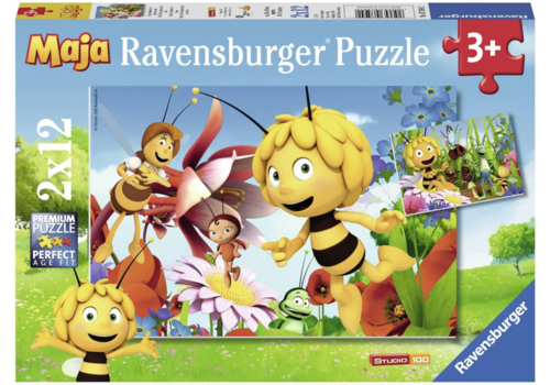 Maya the bee - 2 x 12 pieces