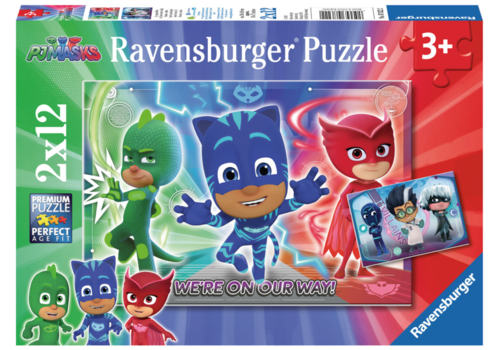 PJ Masks - 2 x 12 pieces