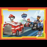 thumb-Paw Patrol en action - 2 puzzles de 12 pièces-2