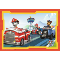 thumb-Paw Patrol in action - 2 puzzles of 12 pieces-2