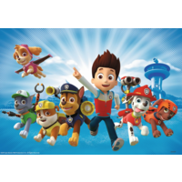 thumb-Paw Patrol together with Ryder - 2 puzzles of 12 pieces-3
