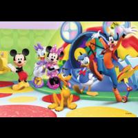 thumb-Mickey Mouse - 2 puzzels van 12 stukjes-2