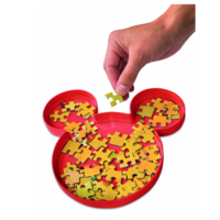 thumb-« Trier vos puzzel'-plateaux - Mickey Mouse - Disney-3