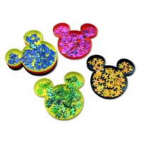 thumb-« Trier vos puzzel'-plateaux - Mickey Mouse - Disney-4