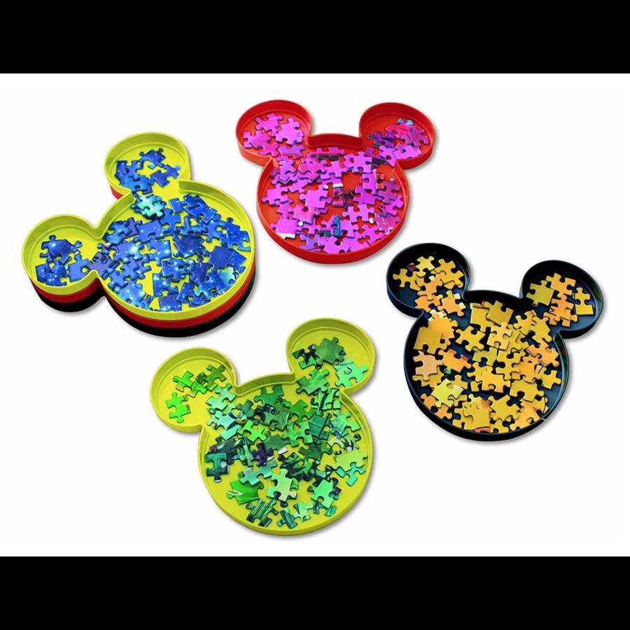 'Sorteer je puzzel'-bakjes - Mickey Mouse - Disney-4