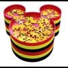 Ravensburger 'Sorteer je puzzel'-bakjes - Mickey Mouse - Disney