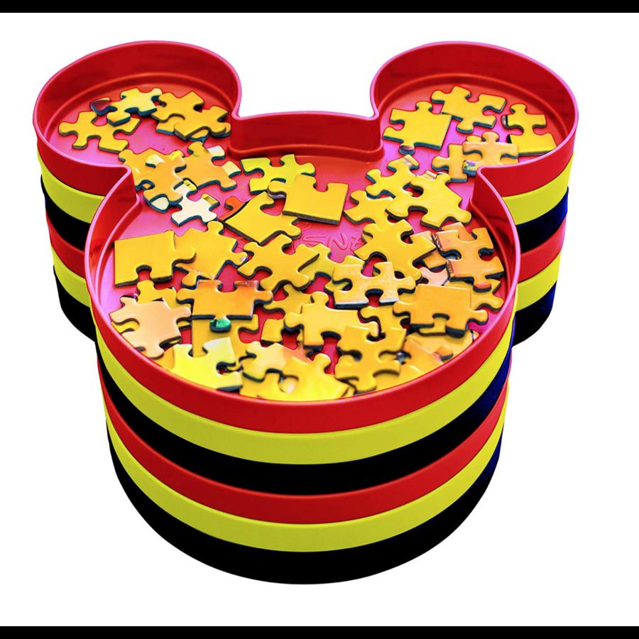 « Trier vos puzzel'-plateaux - Mickey Mouse - Disney-1