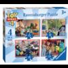 Ravensburger Disney Toy Story 4 - 12+16 +20 +24 pieces