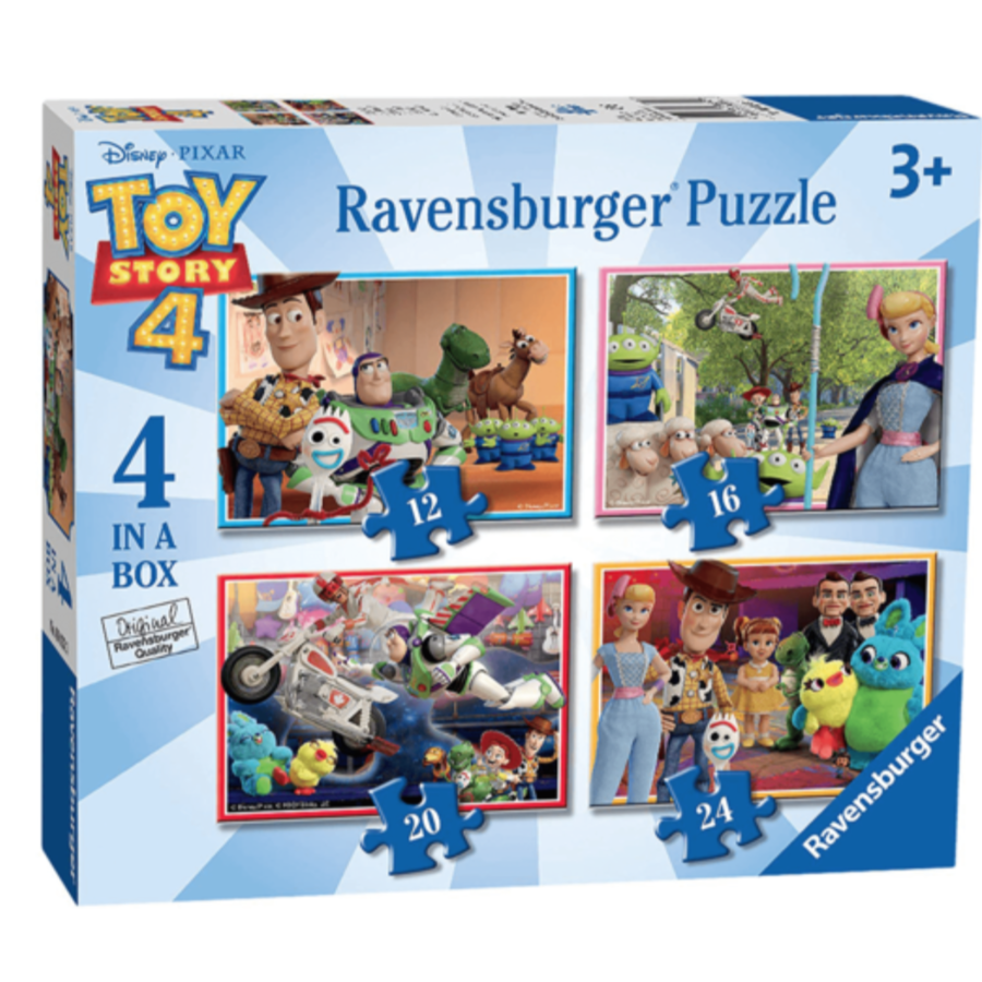 Disney Toy Story 4 - 12+16 +20 +24 pieces-1