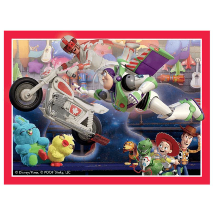 Disney Toy Story 4 - 12+16 +20 +24 pieces-3