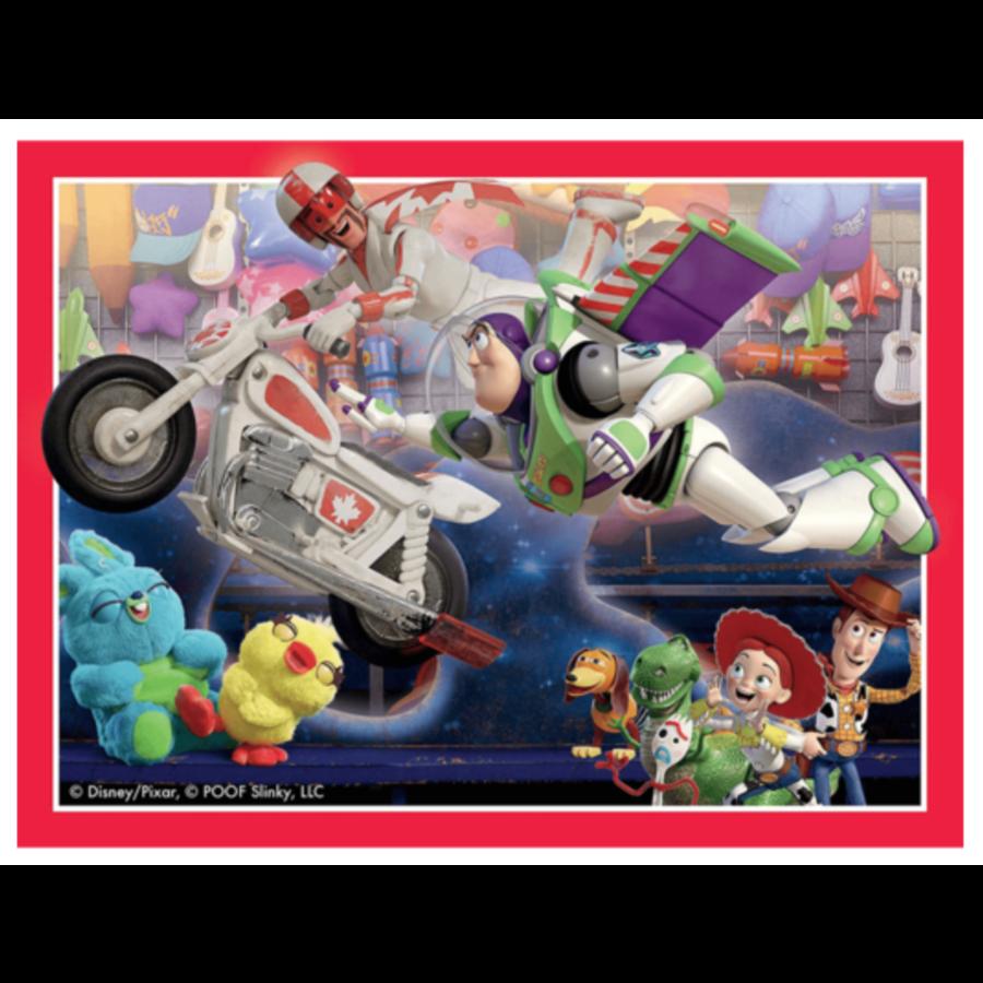 Disney Toy Story 4 - 12+16 +20 +24 stukjes-3
