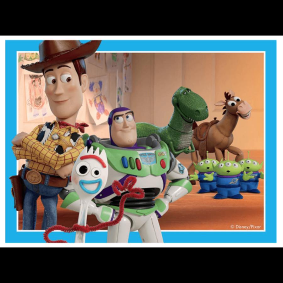 Disney Toy Story 4 - 12+16 +20 +24 stukjes-4