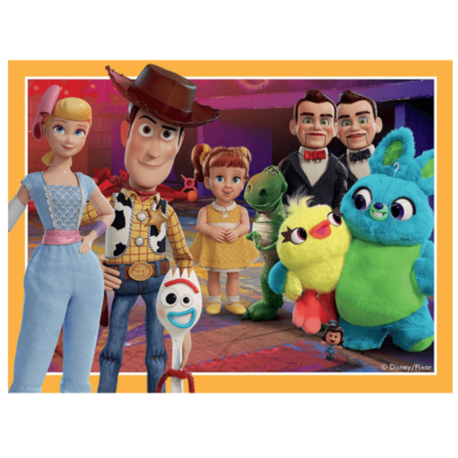 Disney Toy Story 4 - 12+16 +20 +24 pieces-5