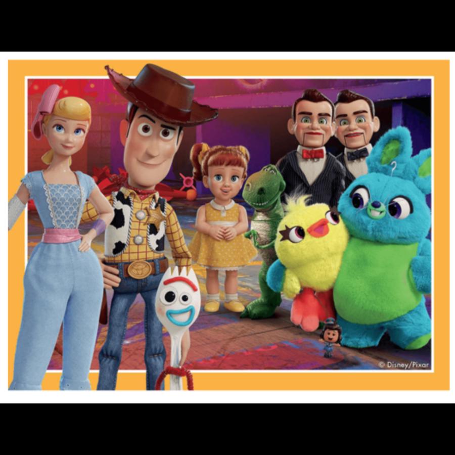 Disney Toy Story 4 - 12+16 +20 +24 stukjes-5