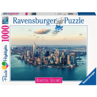 thumb-The skyline van New York - puzzle of 1000 pieces-2