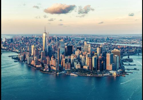 De skyline van New York - 1000 stukjes