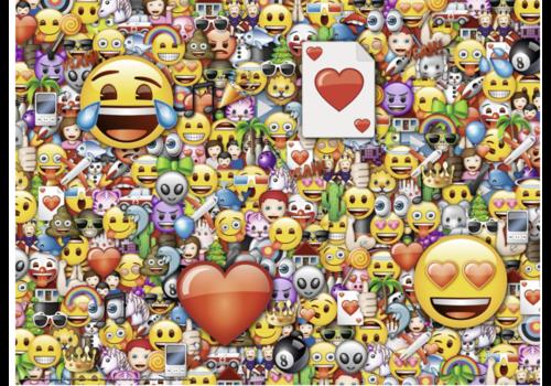 Emoji - 300 stukjes