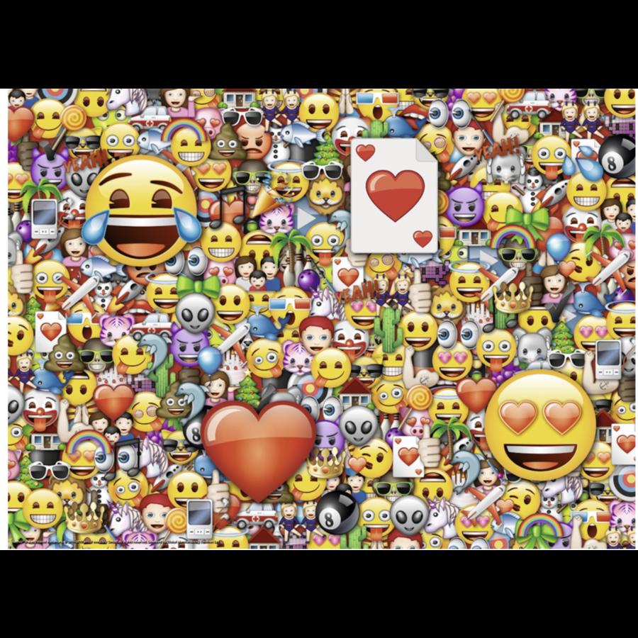 Emoji - 300 stukjes-1