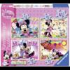 Ravensburger Disney Minnie Mouse - 12+16 +20 +24 pieces