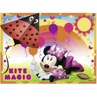 thumb-Disney Minnie Mouse - 12+16 +20 +24 pieces-5
