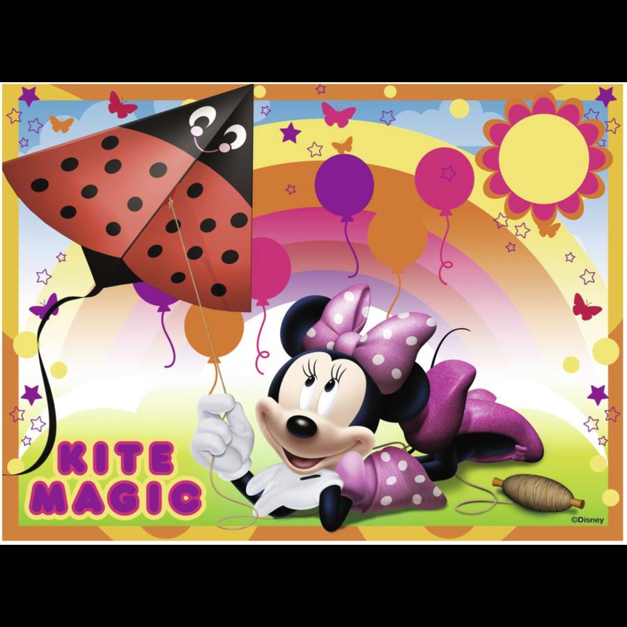 Disney Minnie Mouse - 12+16 +20 +24 pieces-5