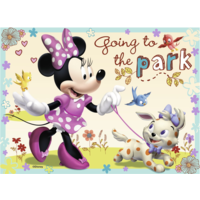 thumb-Disney Minnie Mouse - 12+16 +20 +24 pieces-3