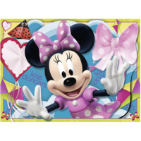 thumb-Disney Minnie Mouse - 12+16 +20 +24 pieces-2