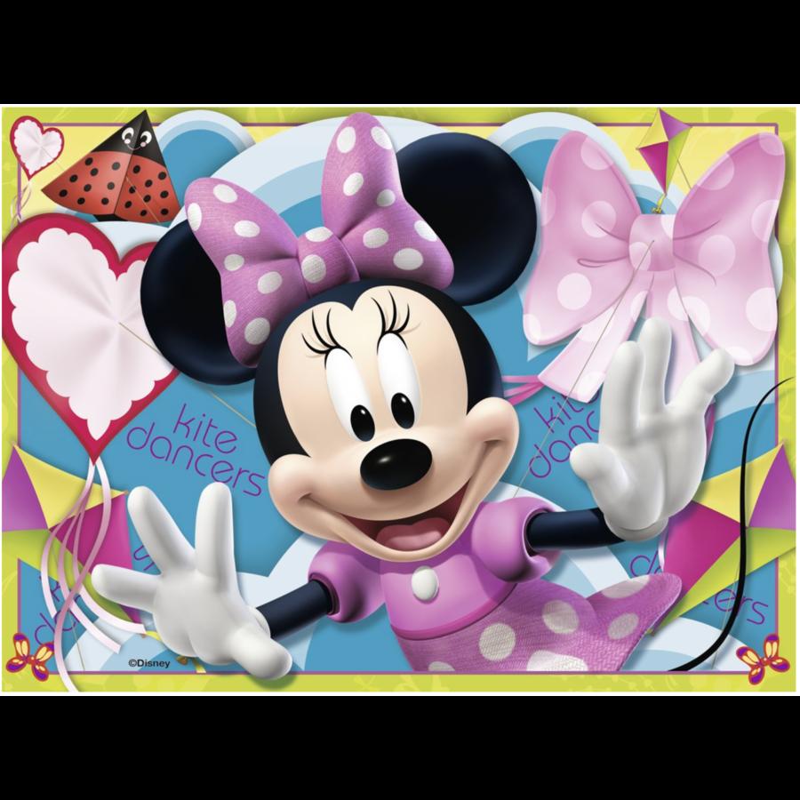 Disney Minnie Mouse - 12+16 +20 +24 stukjes-2