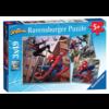 Ravensburger Spiderman  - 3 puzzles of 49 pieces