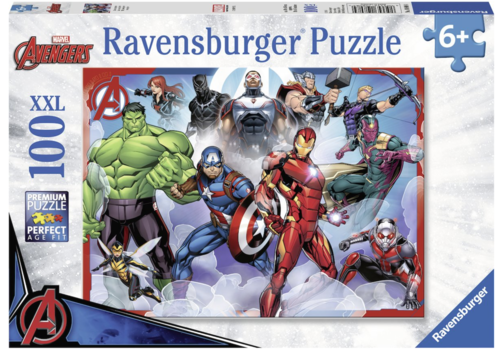 The Avengers  -  100 pieces