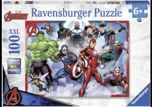 The Avengers -  100 stukjes