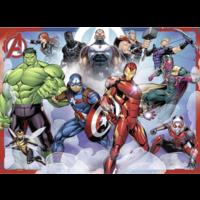 thumb-The Avengers  - puzzel van 100 stukjes-2