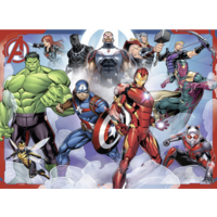 thumb-The Avengers  -  puzzle of 100 pieces-2