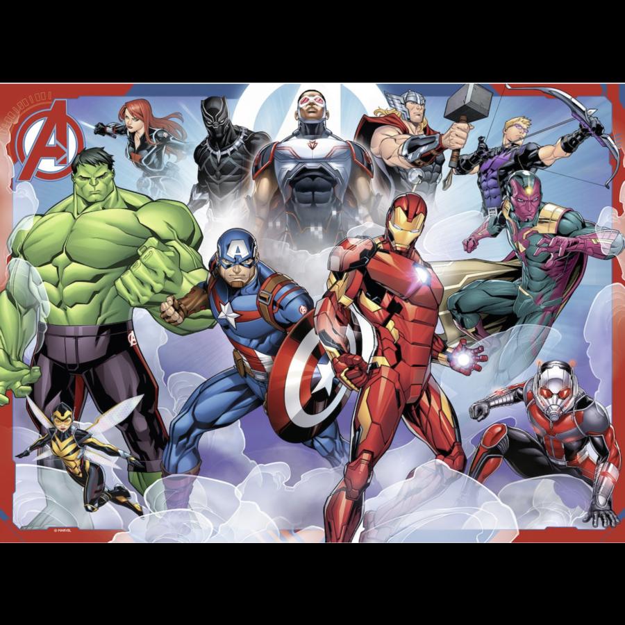 The Avengers  - puzzel van 100 stukjes-2