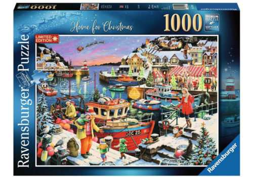 Home for Christmas - 1000 stukjes