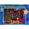 Ravensburger White Christmas - 500 pieces